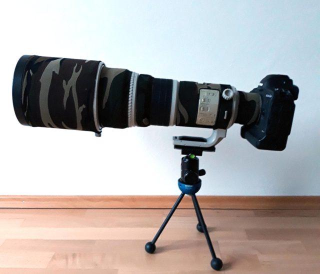 Canon CPS streicht Support für einige Superteleobjektive
