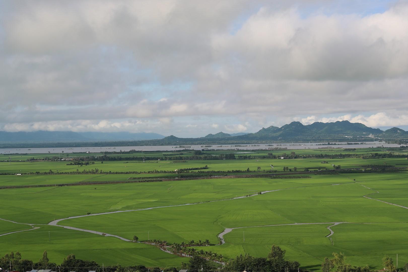 Das Mekong Delta
